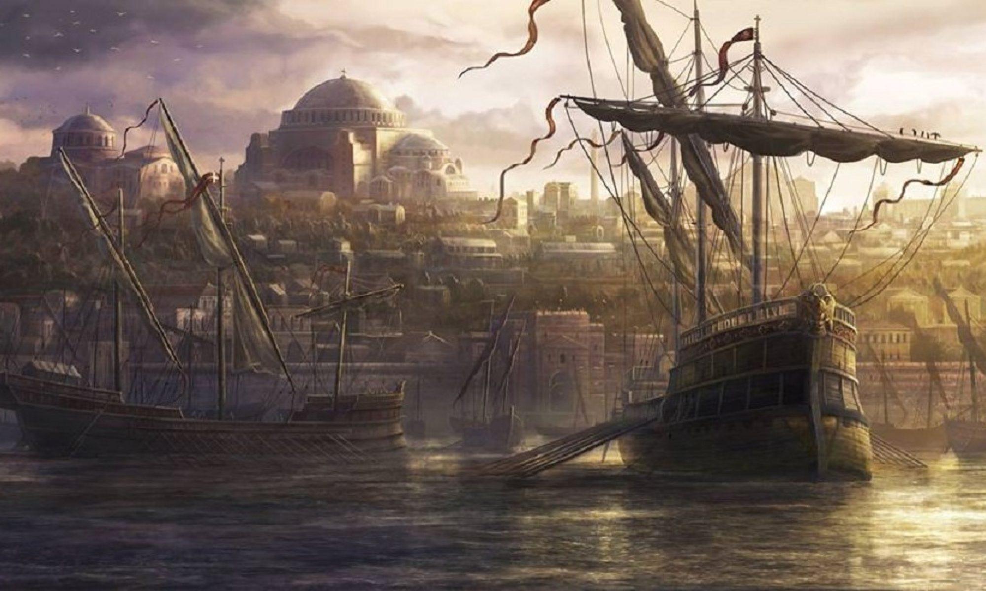 Constantinople memories